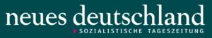 Logo Neues Deutschland