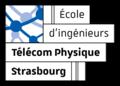 Logo Télécom Physique Strasbourg (court).png