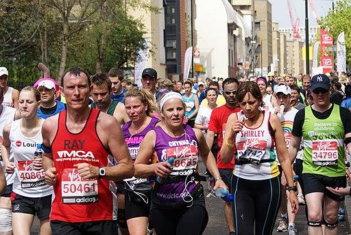 London Marathon 2010 I