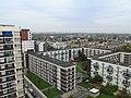 London Skyline From Corbiere House De Beauvoir Estate Hackney - panoramio.jpg