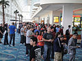 Long Beach Comic & Horror Con 2011 - long line to get in (6301169147).jpg