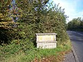Long Sutton sign - geograph.org.uk - 591750.jpg
