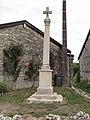 Longeaux (Meuse) croix de chemin.JPG