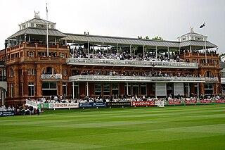 Cricket in England