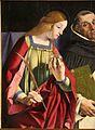Lorenzo lotto, polittico di san domenico di recanati, 1508, 03 lucia.jpg