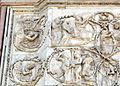 Lorenzo maitani e aiuti, scene bibliche 3 (1320-30) 16 marie al sepolcro.JPG