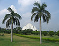 Lotus Temple - Delhi, various views.JPG