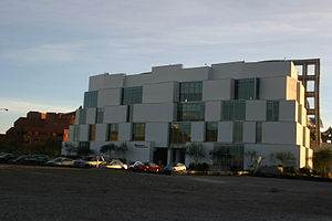 Lou Ruvo Center for Brain Health - Image: Lou Ruvo Center 2010 12 10 North