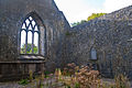 Loughrea Priory South Transept Window and SW Corner 2009 09 17.jpg