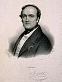 Louis-Léon Rostan. Lithograph by Z. Belliard. Wellcome V0005104.jpg