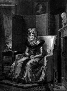 Louise-Élisabeth de Croÿ de Tourzel French writer and noble