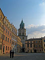Lublin wieża spod trybunału.jpg