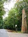 Lubostroń, ogrodzenie, ok. 1800.JPG