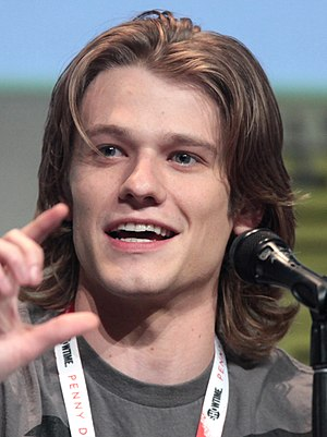 Lucas Till - Till at the 2015 San Diego Comic-Con International promoting X-Men: Apocalypse