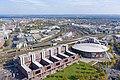 Luftbild vom Arena-Komplex in Köln, Deutschland (48988115526).jpg
