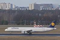 D-AIDA - A321 - Lufthansa