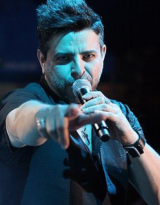 Luis Enrique (singer) - Luis Enrique at the Premios Lo Nuestro 2010 awards