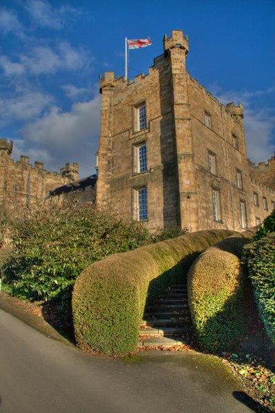 Stay in Lumley Castle!