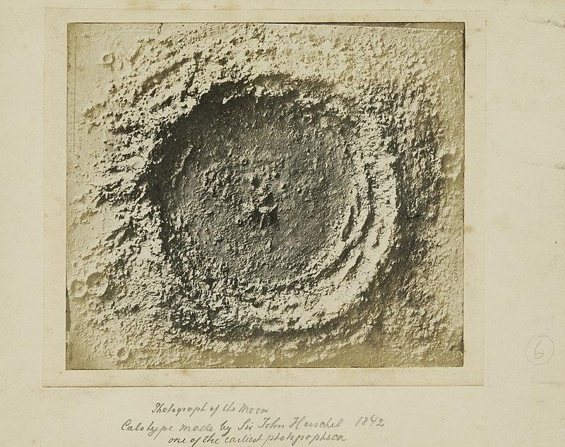 Lunar Copernicus crater - Herschel 1842.jpg