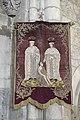 Luzarches Église Saint-Côme-Saint-Damien Bannière 308.jpg