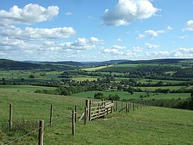 Lydbury North from Oakeley Mynd 2011.jpg