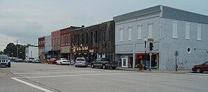 Lyndon, Kansas - Downtown Lyndon (2009)