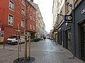 Lyon 9e - Rue du Marché direction place du Marché (fév 2019).jpg