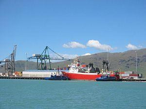 Lyttelton Harbour, 2004.jpg