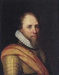 Maurice of Nassau (1567-1625), Prince of Orange