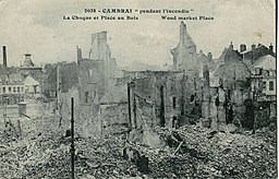 Cambrai, Scanné par Claude_villetaneuse [Public domain], via Wikimedia Commons