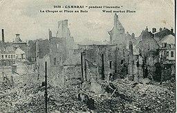 Cambrai, Scanné par Claude_villetaneuse [Public domain], via Wikimedia Commons