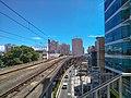 MRT2 Gilmore station westward RoW (1).jpg