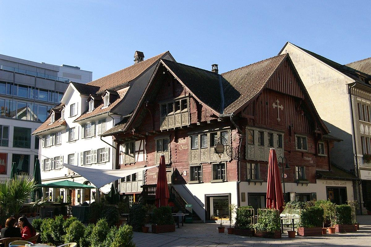 Rotes Haus Dornbirn –