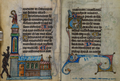 Maastricht Book of Hours, BL Stowe MS17 f110v-f111r.png