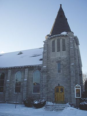 MacKay United Church - Image: Mac Kay United church Ottawa