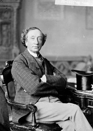 Conservatism in Canada - John A. Macdonald shortly after his win in the 1878 election