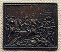 Maestro di coriolano, coriolano che combatte dinanzi a roma, 1500 ca..JPG