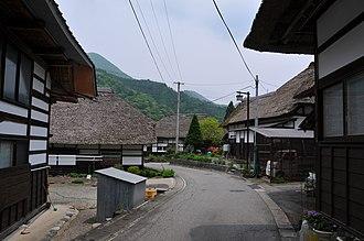 Minamiaizu - Maezawa Magariya Village