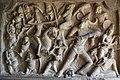 Mahishasuramardini Mandapam, Pallave period, 7th century, Mahabalipuram (25) (36764507274).jpg