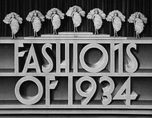Fashions Of 1934 Full Movie The New York Times described