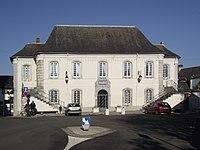 Mairie d'Ossun (Hautes-Pyrénées, France).JPG