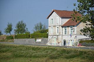 Saint-Front-sur-Nizonne Commune in Nouvelle-Aquitaine, France