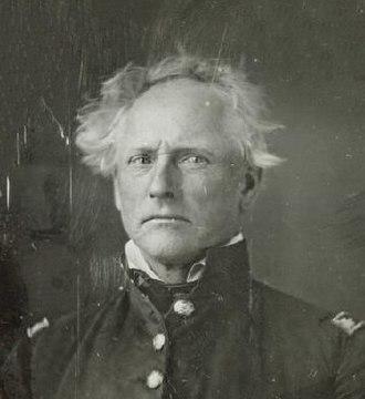 Enoch Steen - Major Enoch Steen