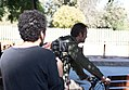 Making-of del cortometraje Macarril bici 32.jpg