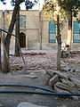 Making pavement - south of Mohammad Al Mahruq Mosque - Nishapur 4.JPG