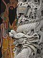 Malaysia - Malaka - 12 - ornately carved temple (6320813164).jpg