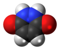 Maleic hydrazide molecule spacefill.png
