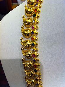 Jewellery Of Tamil Nadu Wikipedia
