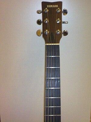 Manico chitarra guitar neck