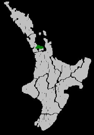 Manukau City - Image: Manukau Territorial Authority
